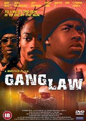 Gang Law, like oompa loompas, is mostly orange