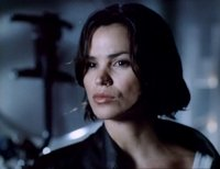 Karen Duffy. Sometimes credited as 'Duff'